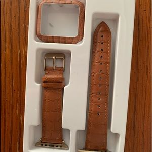 38/40mm Apple Watch Band and Bumper